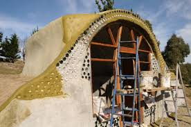 Want to help build an Earthship?