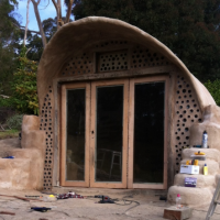 A New Earthship has Landed!