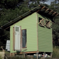 $420 Tiny House out at Wurruk'an (Short Film)